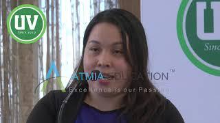 Uv Gullas College of Medicine - Atmia Education - Dr. Annalou Cabuenas