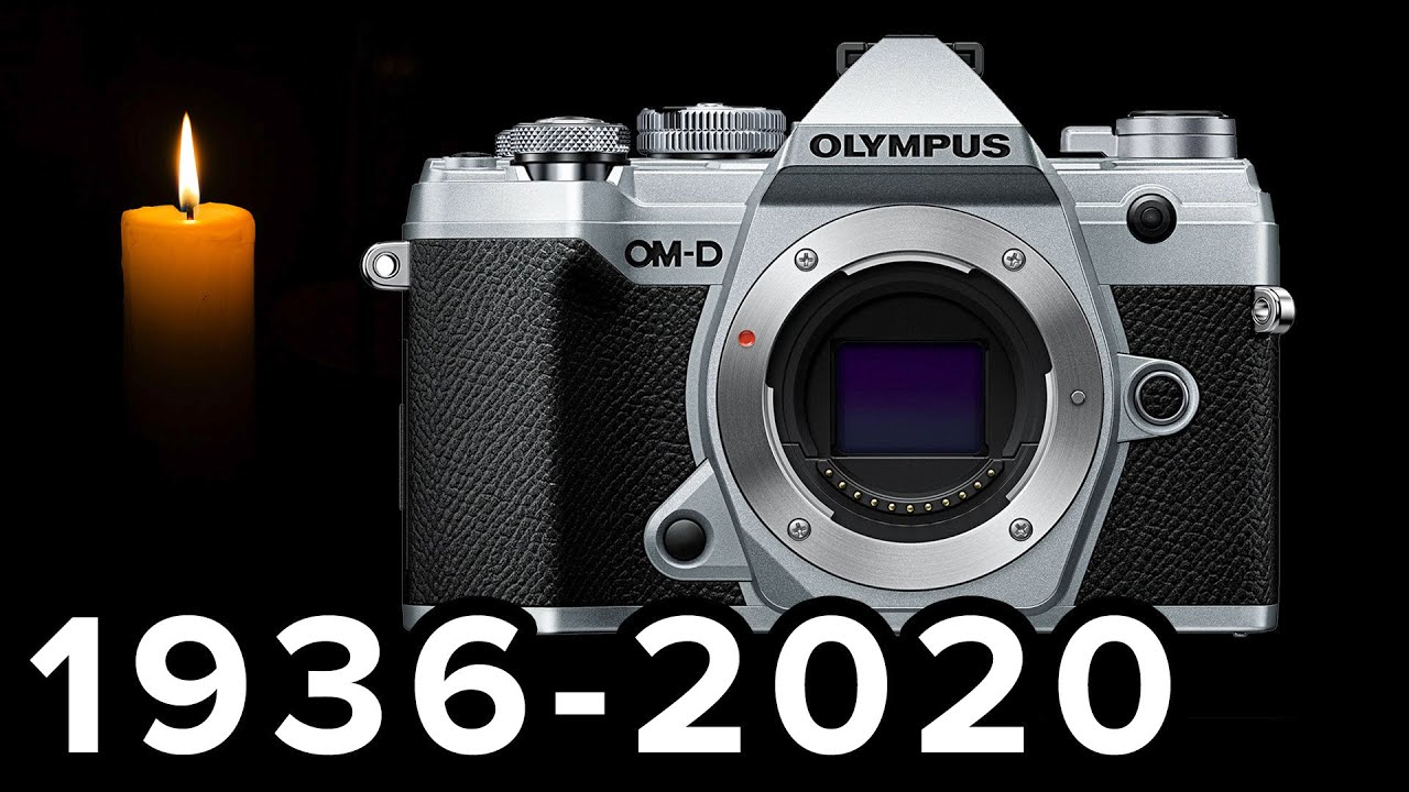 Olympus Quits Cameras (Is there hope?) - YouTube