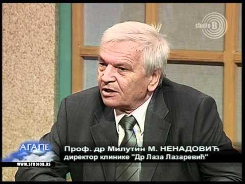 Milutin Nenadović - velika psihijatrija