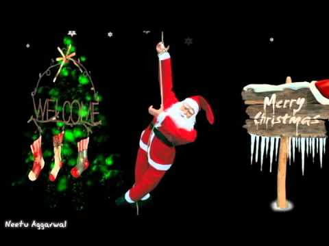 We Wish You A Merry Christmas Wishes With Beautiful Animated Pics Song Lyrics Music