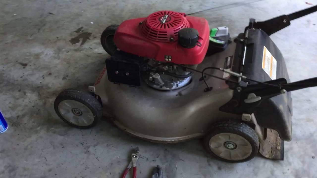 Honda 160cc Auto Choke Problem