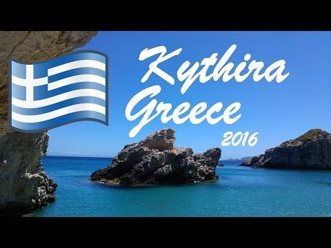 Kythira, Greece   Summer Vacation 2016
