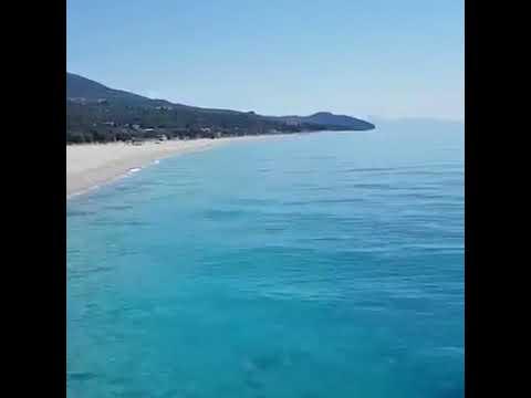 Semplicemente Dhermi - Che Mare ... ! Video