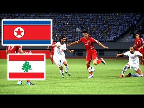 DPR Korea (PRK) vs. Lebanon (LIB) | AFC Asian Cup 2019 Qualifiers Group B