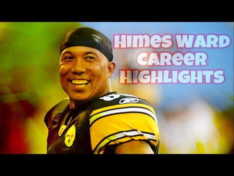 Hines Ward Career Highlights
