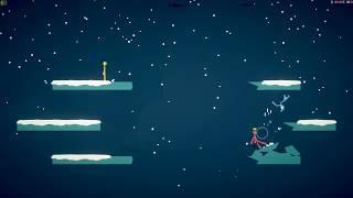 Stick Fight : The Game Suicide Snipe Clip