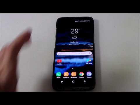 TouchWiz New Update (Galaxy S8/S8+)