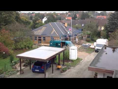 Super Dachkasten streichen u. Sockel isolieren - YouTube RE49