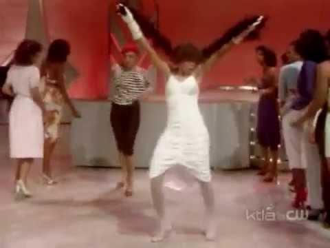 Soul Train Line 1981 Rick James  Give It To Me Ba