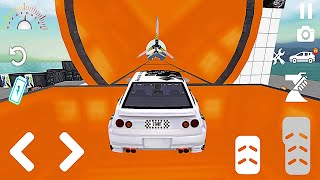 Car Stunt Ramp Race - Impossible Stunt Games- Best Android IOS Gameplay screenshot 1
