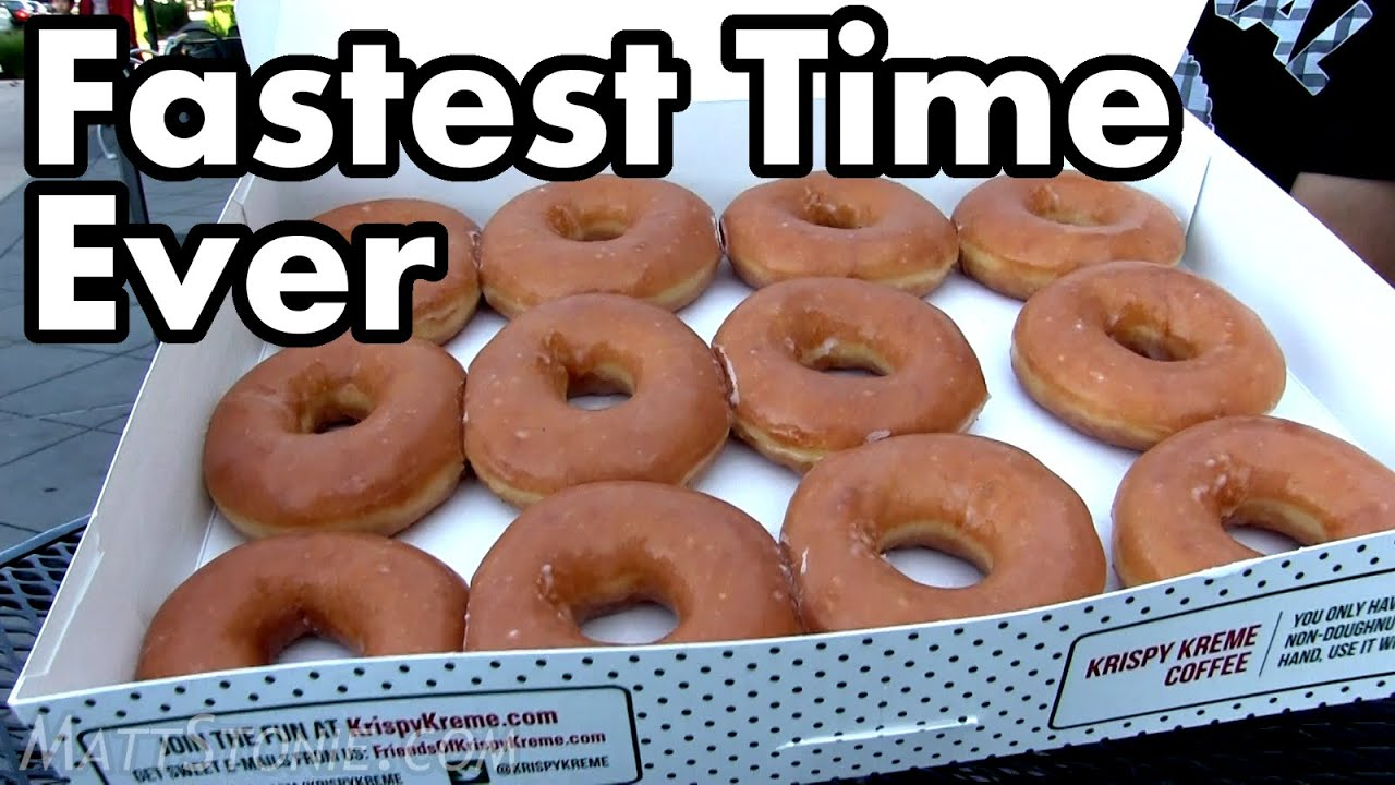 Happy birthday Krispy Kreme: Here's how to get a dozen glazed doughnuts for $1