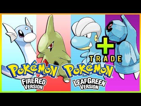 Pokemon FireRed & LeafGreen - How To Get Dratini,Larvitar,Bagon & Beldum