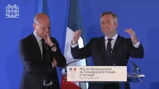 Discours de Jean-Baptiste Lemoyne lors des annonces du plan de développement de l'EFE