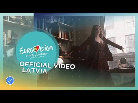 Laura Rizzotto - Funny Girl - Latvia - Official Music Video - Eurovision 2018