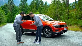 VW Tiguan Review--SWEET&SOUR
