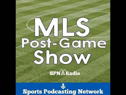 MLS Post-Game Show with Didier Drogba, Nigel De Jong, Gio Dos Santos...
