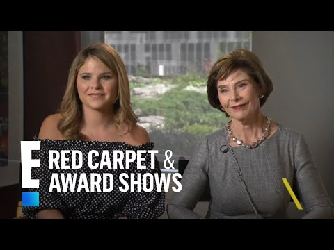 Does Former First Lady Laura Bush Spoil Her Grandkids? | E! Live from the Red Carpet