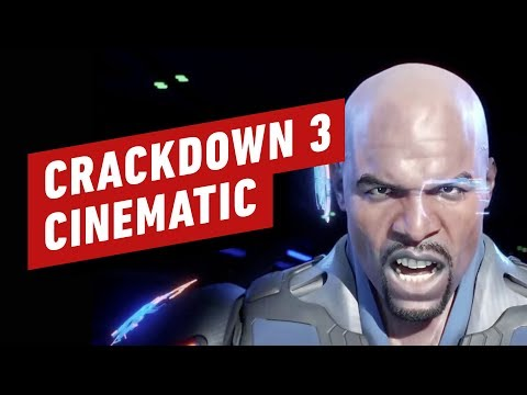 Crackdown 3 Opening Cinematic (Terry Crews)