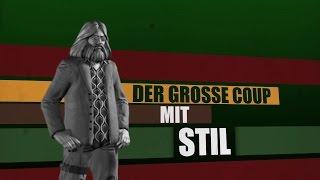 Crookz - Der große Coup - Gameplay Trailer