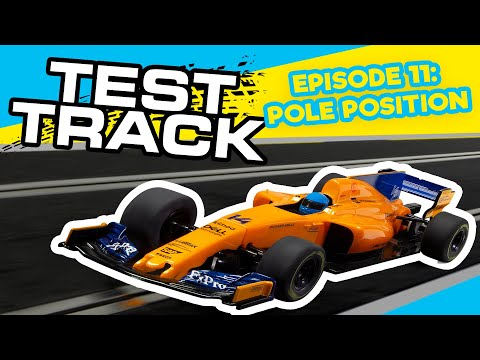 Scalextric | Test Track Ep.11 - Pole Position