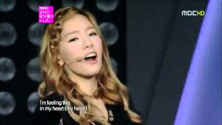 SNSD - The Boys (English Ver.) (Special live without YUL and YOONG) @ MBC SM Town World Tour LA
