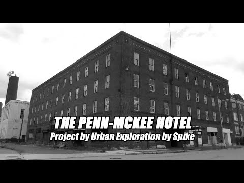 The Penn McKee Hotel Project