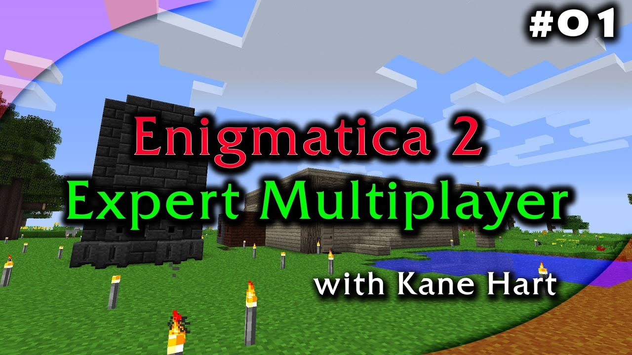 Enigmatica 2: Expert MP - Part 1 - Getting Started