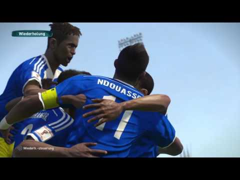 PES 2017 Chad vs Djibouti