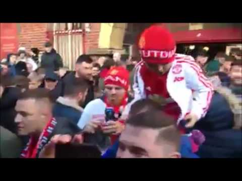 Manchester United Fans New Chant / Henrikh Mkhitaryan/ Новая песня фанатов МЮ про Генриха Мхитаряна