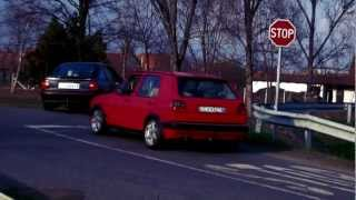 VW Golf II Gt & Opel Vectra Gt Teaser (Full HD) Thumbnail