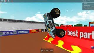 Roblox Monster Jam #12: Max-D (Tenth Shiny) At World Finals 14 2013!!!