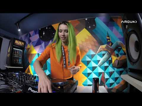 Miss Monique - Live @ Radio Intense 18.10.2017