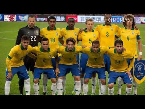 Brazil new La la la song 2018