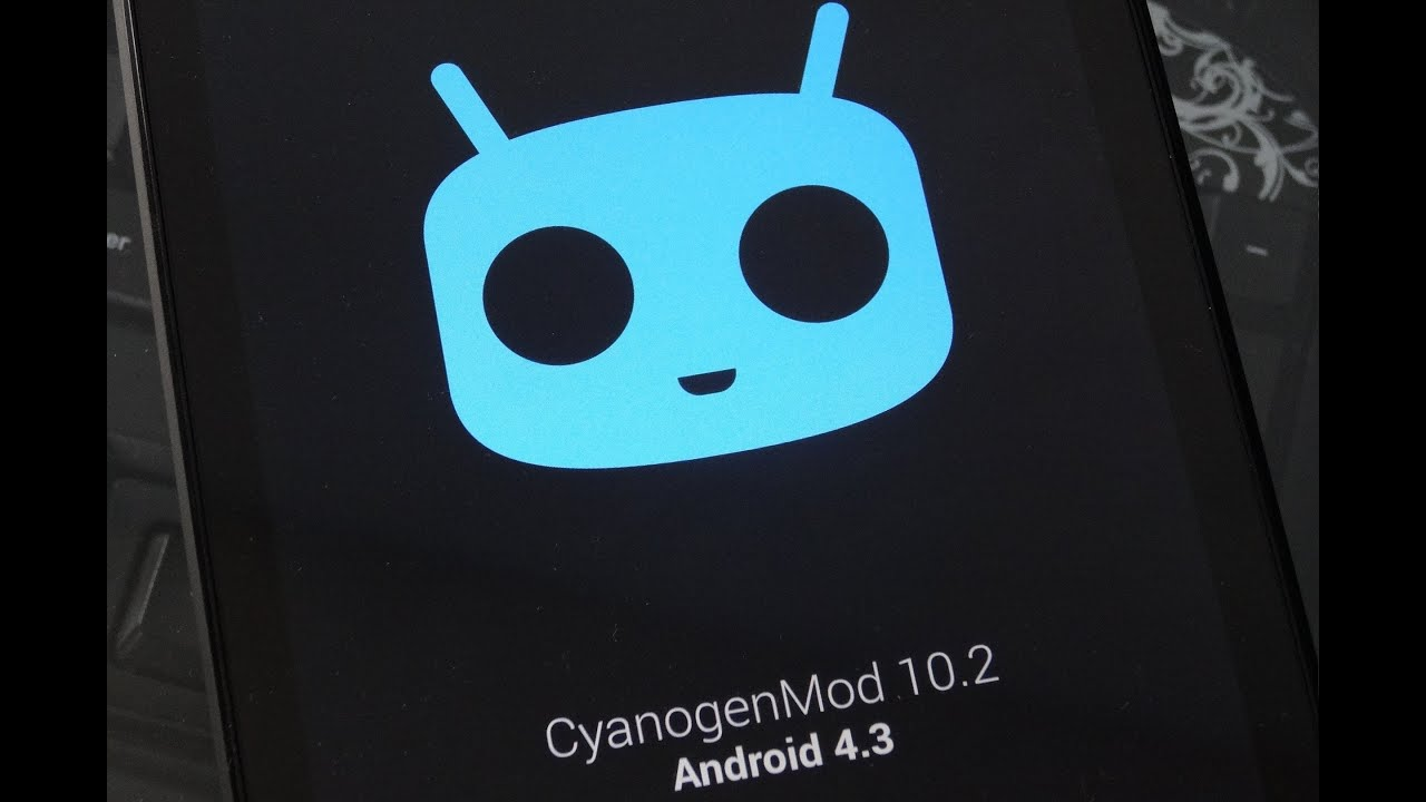 official cyanogenmod 10.2 (cm10.2) demo (android 4.3) - youtube