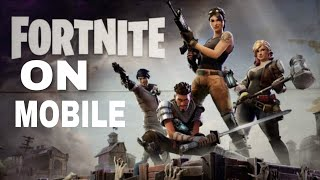 How to download fortnite on mobile (easily)