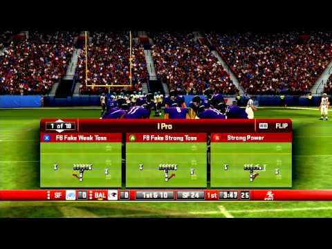 All-Pro Football 2K8 - Remastered 2000 Baltimore Ravens