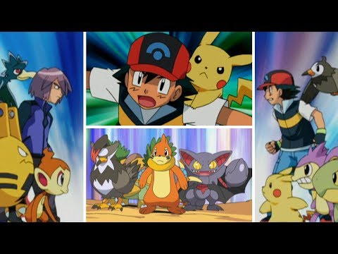 Pokémon The Series Theme Songs—Sinnoh Region
