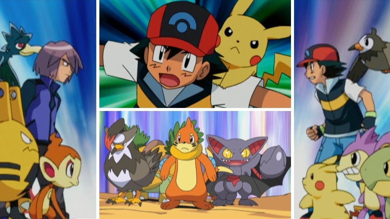 Pokémon The Series Theme Songssinnoh Region