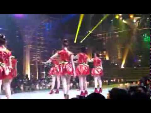 FANCAM Cherrybelle   Ratu Sejagat , Beautiful