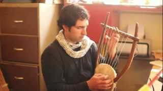 my first approach as Lyre player - Yerko Lorca - A