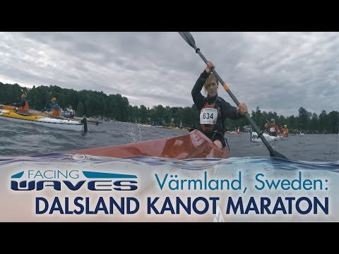 2016 Dalsland Kanot Maraton in Sweden | Facing Waves