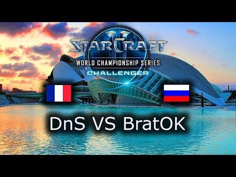 DnS VS BratOK - PvT - EU Qualifier for WCS Challenger Season 2 - polski komentarz