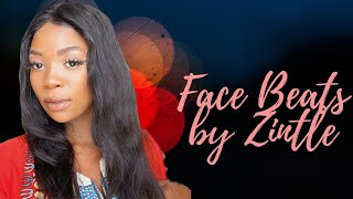 Face Beats by Zintle | How to Do Cut-Crease Soft-Glam on Hooded Eyes | @baabmedia