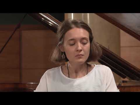 Elizaveta Malysheva – F. Chopin, Polonaise in B flat major [Op. 71 No. 2] (First stage)
