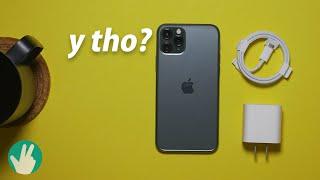 Top 5 iPhone 11 Pro COMPLAINTS + Unboxing