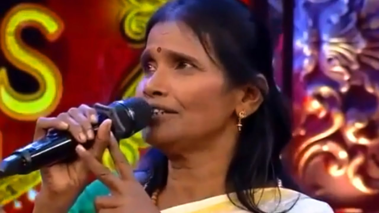Tujhe Dekha Toh : Ranu Mondal | Dilwale Dulhania Le Jayenge || Ranu Mondal New Song