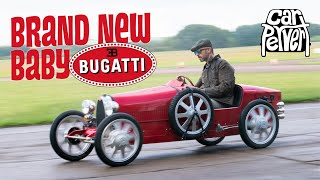 Test driving the cheapest official Bugatti on sale