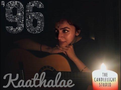 Kaathalae Kaathalae (Cover) - 96 - Maalavika Sundar