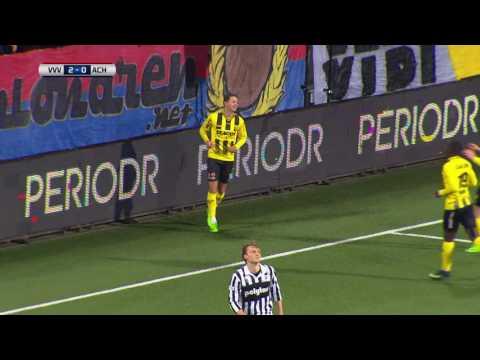 Samenvatting van de wedstrijd VVV-Venlo - Achilles'29