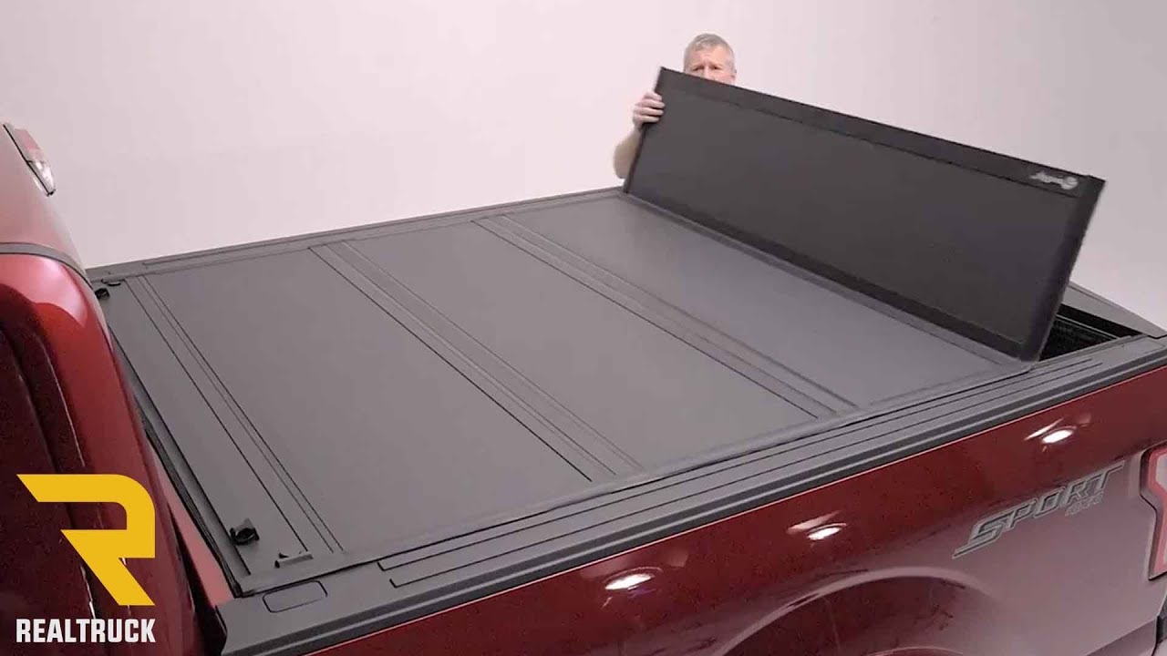How To Install Bakflip Mx4 Tonneau Cover On A Ford F 150